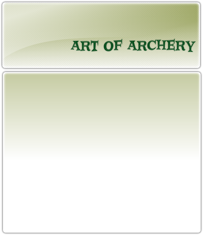 Art of Archery